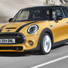 LA Auto Show: 4th Generation Mini Cooper Hardtop