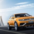 Volkswagen CrossBlue Coupe Concept Unveiled