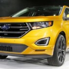 "Ford Edge aims at ""affluent"" European customers"